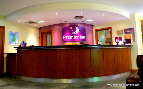 London Accommodation Premier Inn Wembley In Africa And