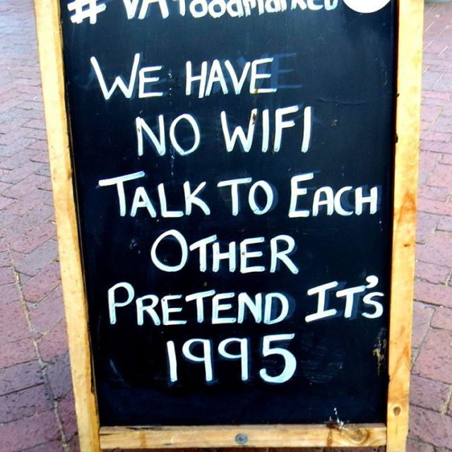 Sign spotted outside VAFoodmarket in CapeTown  What do youhellip