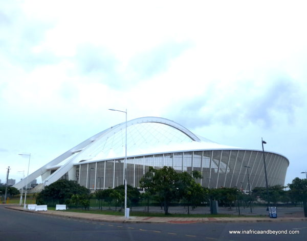 Best things to do in Durban Moses Mabhida Stadium