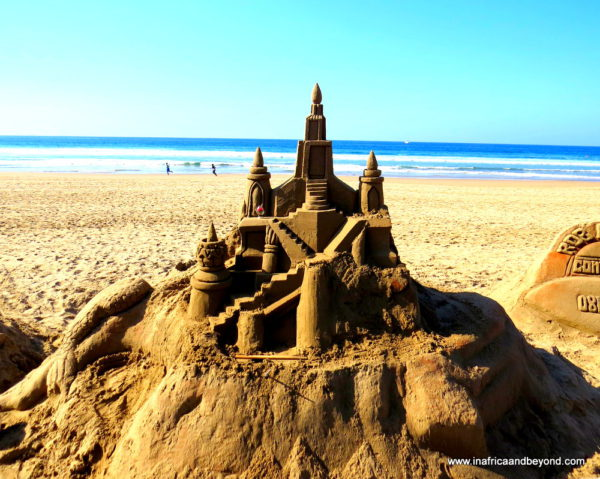 Best things to do in Durban Beach art