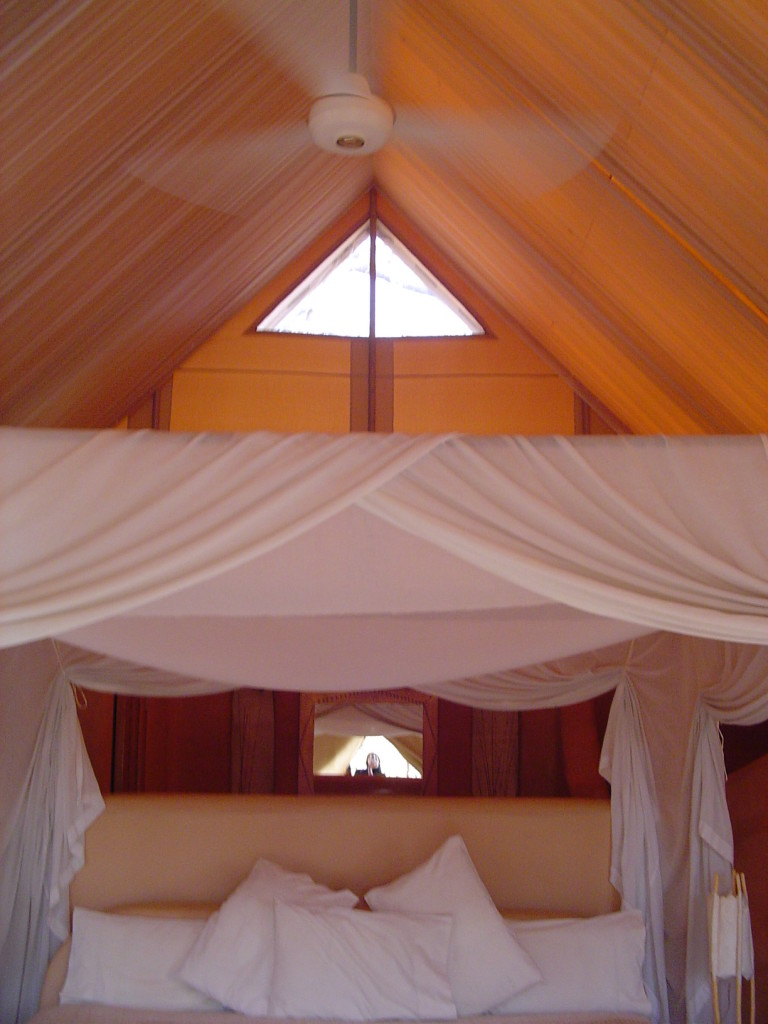 Garonga Tented Suite