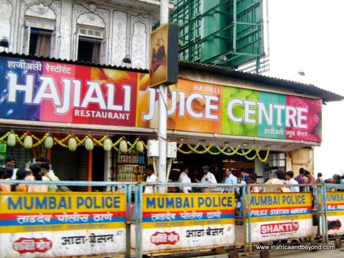 Haji Ali Juice Mumbai