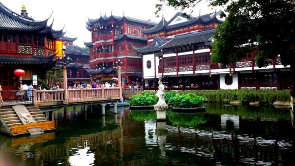 Yu Gardens Shanghai China Travels