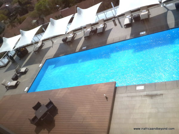 Radisson Blu Sandton Swimming Pool