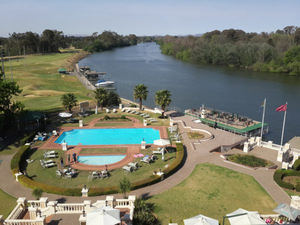 View from my room Riviera On Vaal