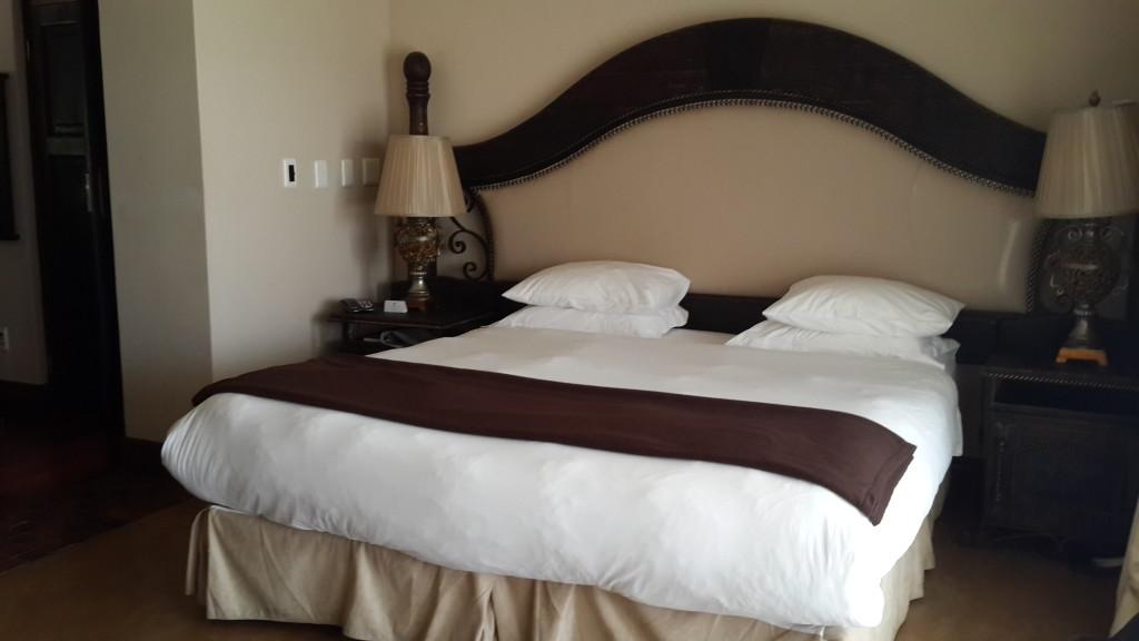 Thaba Ya Batswana Bedroom