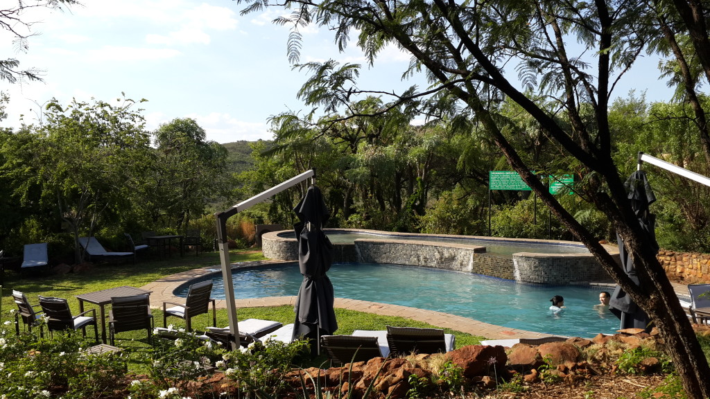 Thaba Ya Batswana Swimming Pool