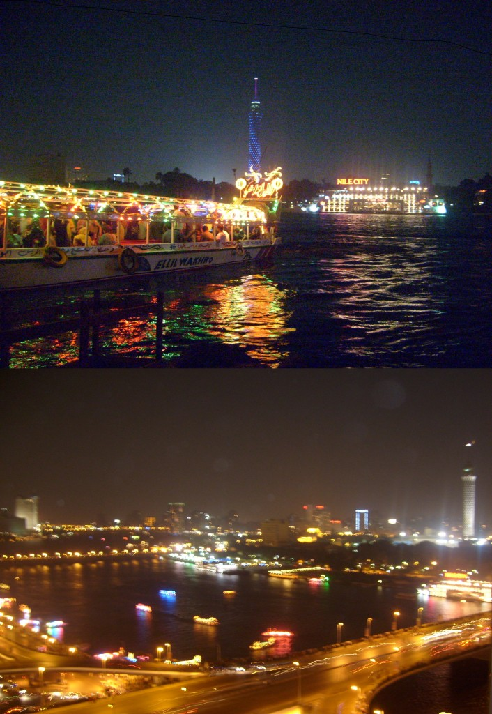 Night on the Nile - Cairo
