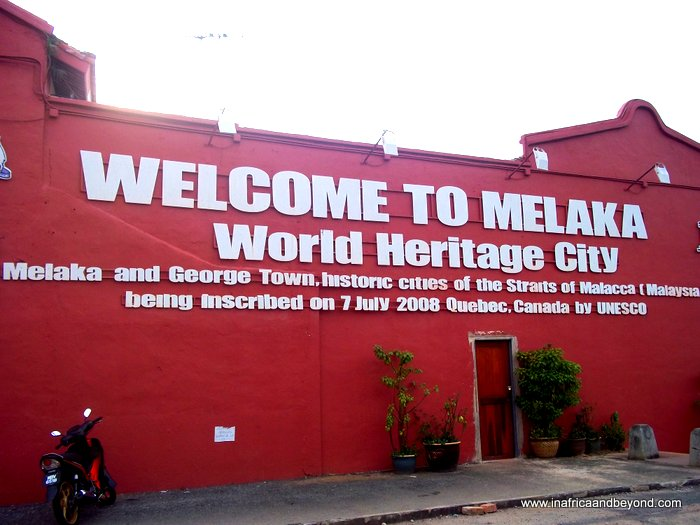Melaka Travel problems