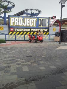 Project X -Legoland