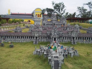 Angkor Watt - Legoland