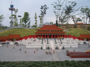 The Forbidden City - Legoland