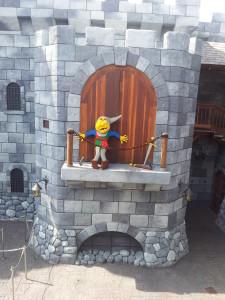 Legoland prisoner