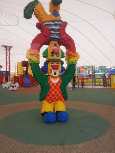 Legoland Clowns