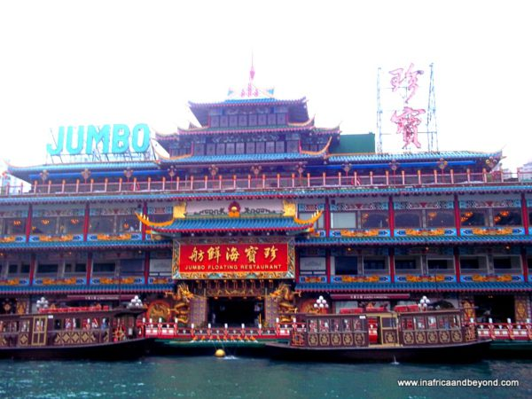 What to do in Hong Kong - Jumbo Floating Restaurant