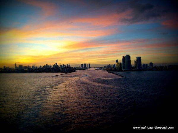 Miami Skyline Strangers Abroad