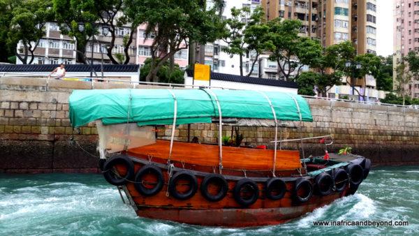 What to do in Hong Kong Sampan