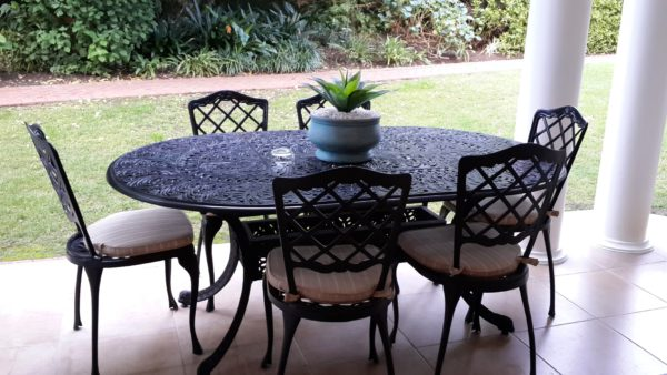 Fancourt Patio