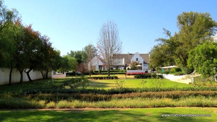 Kievits Kroon Gardens