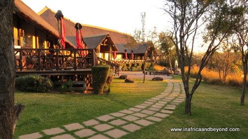 Indaba Hotel Bill Harrop's