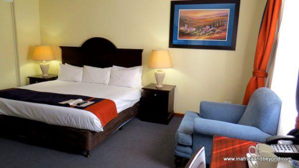 Sunnyside Park Hotel bedroom