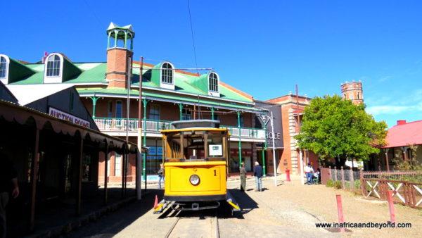 Kimberley Tram