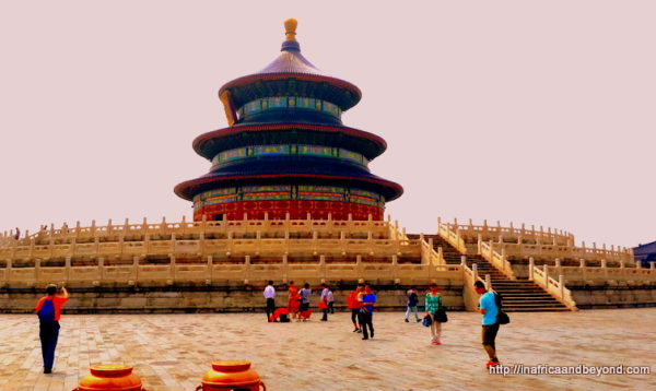 Things to do in Beijing - Temple of Heaven - China travels