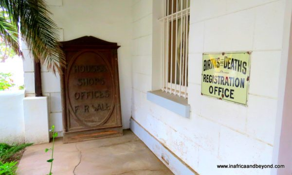 Births and Deaths Registration office