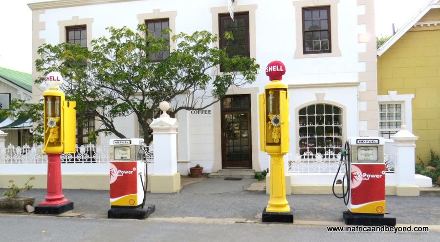 Matjiesfontein Scenes