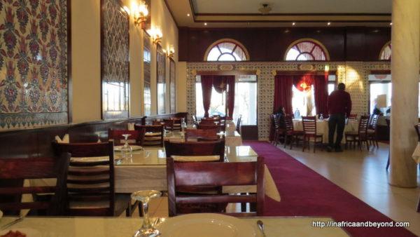 Ottoman Palace Restaurant Nizamiye