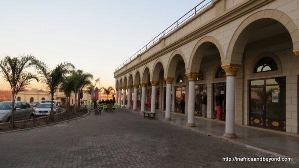 Shopping Centre Nizamiye