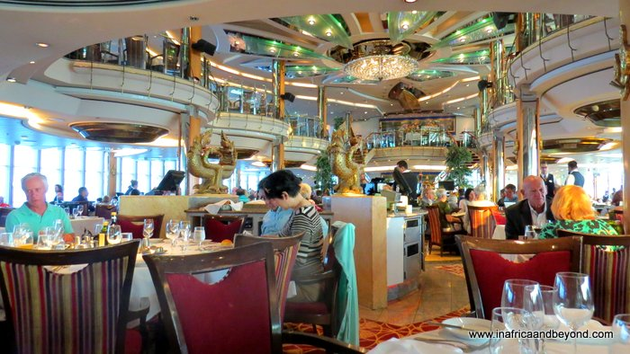 Splendour of the Seas The King and I