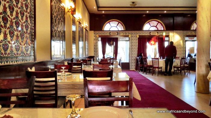 Ottoman Palace Restaurant