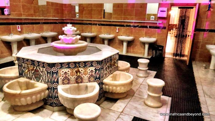 Ablution Fountain
