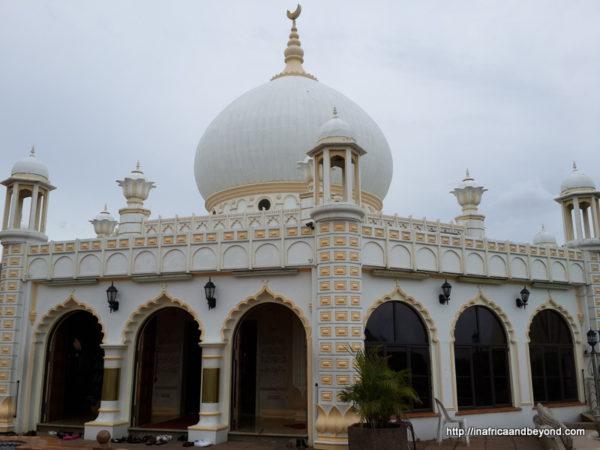 Soofie Saheb  Mosque in Riverside