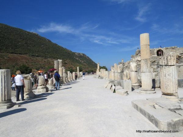 State Agora Ephesus