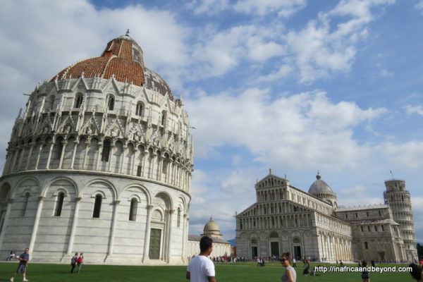 Field of Miracles Pisa