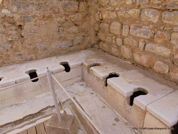 Communal Toilets Ephesus