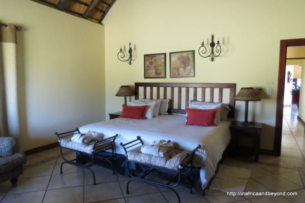 Bedroom African Dream House Zebula