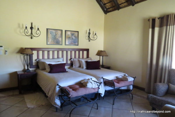 Kid's bedroom - African Dream House