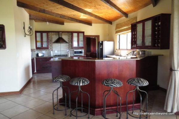 Kitchen African Dream House Zebula