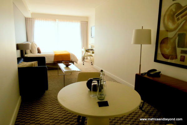 Radisson Blu Gautrain room