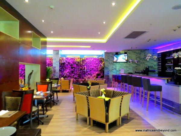 Hotel Verde restaurant