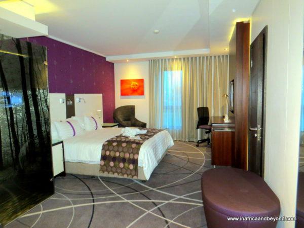 Hotel Verde room