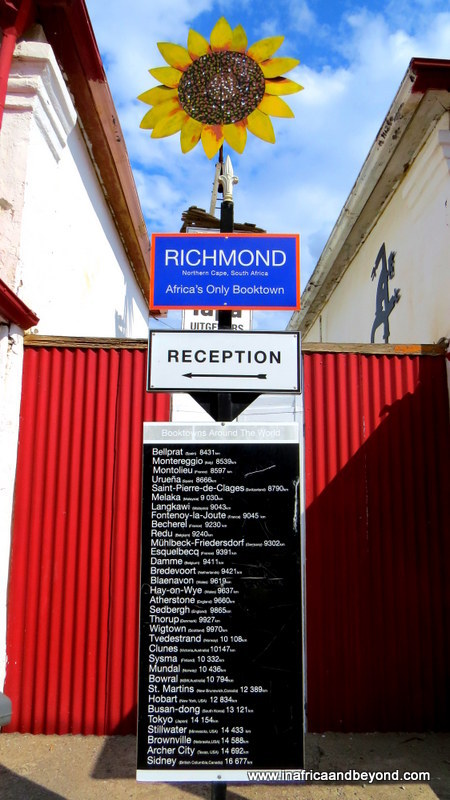 Richmond - Book Town