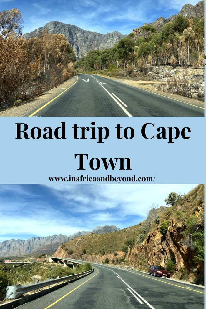 Road Trip to Cape Town