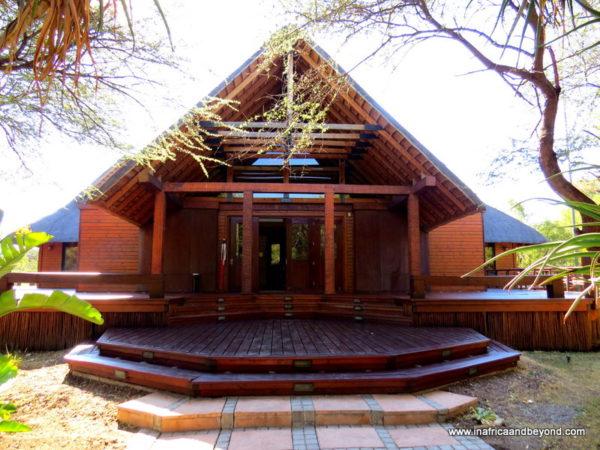 Conference Centre Tau Game Lodge