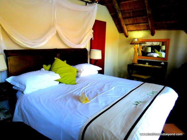 Standard Room Tau Game Lodge