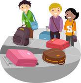 Depositphotos 26421151 airport luggage carousel