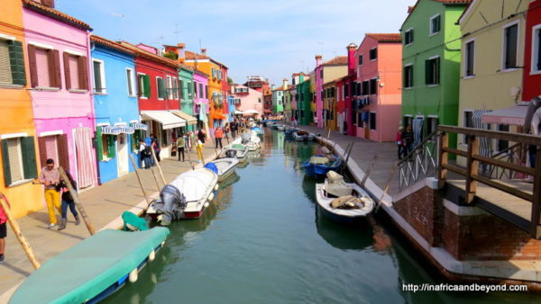 Things to do in Venice Italy - Burano